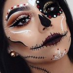 Skeleton Makeup Ideas