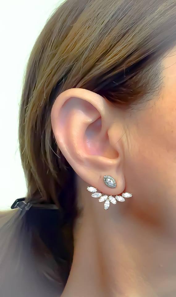 Snazzy Ear Cuff Earrings