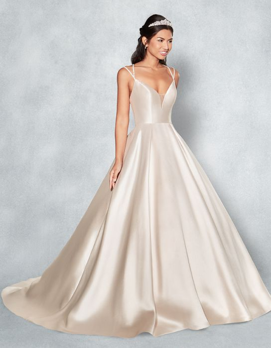 Stunning Ball Gown Wedding Dresses