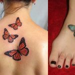Stunning Butterfly Tattoos