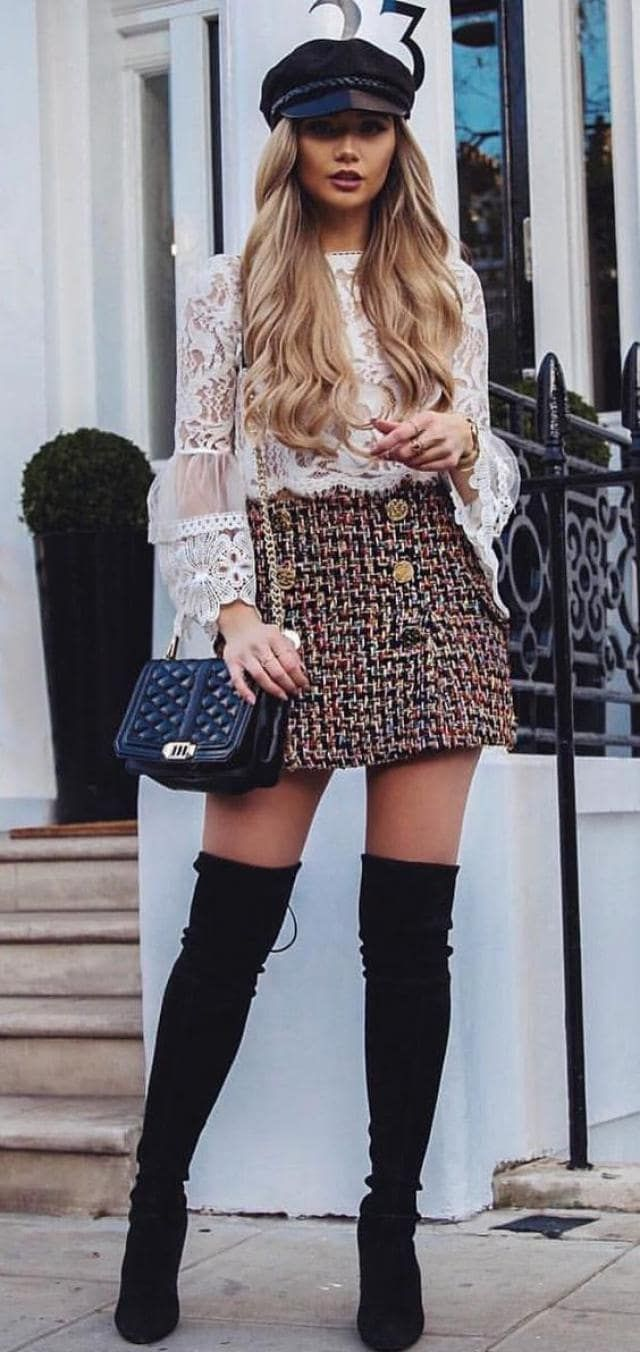 Style Ideas for Outfits with High Heel   Shoes and Booties