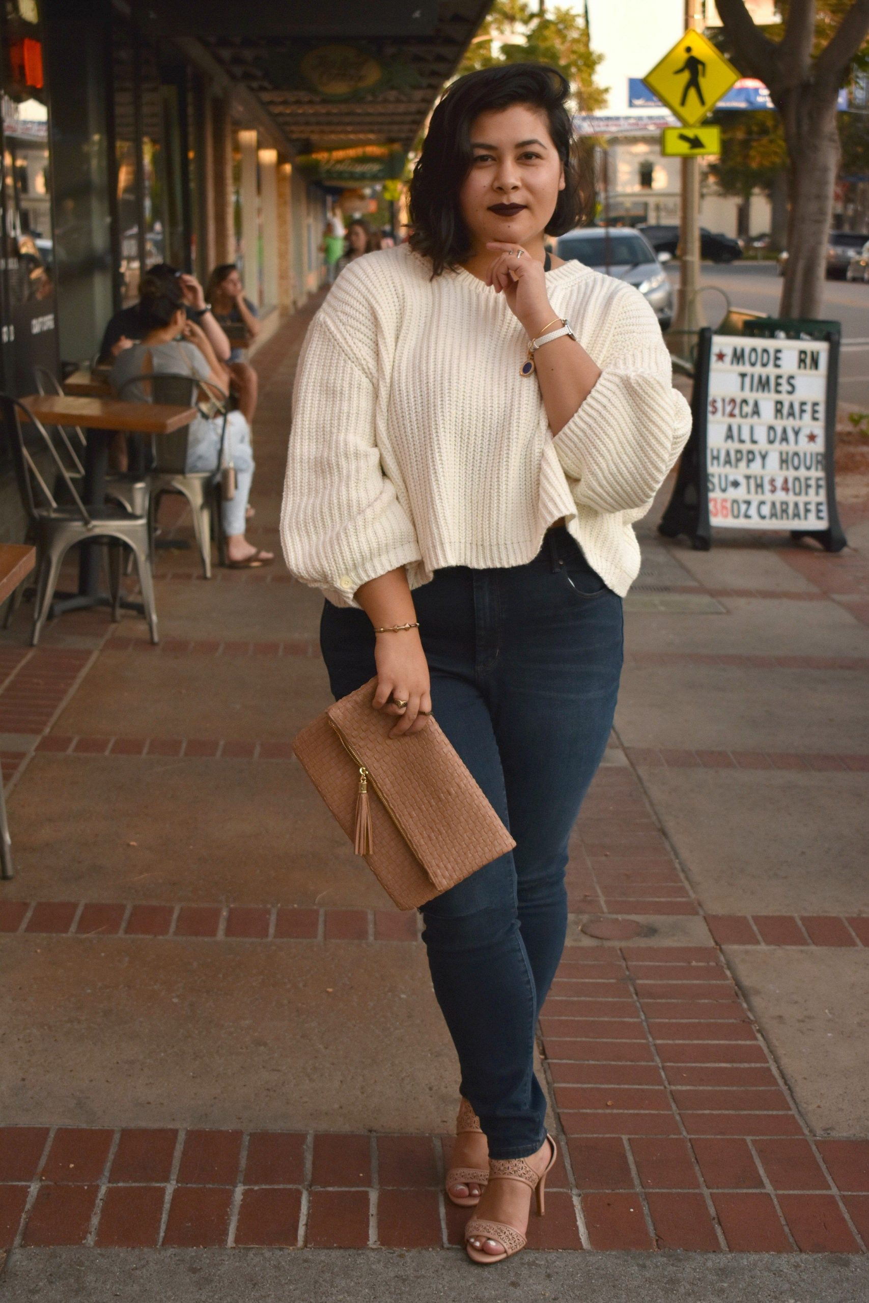 Styled Plus Size Fall Outfits