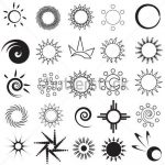 Sun Tattoo Ideas