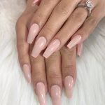 Trendsetting Nude Nails