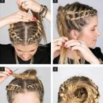 Trendy DIY Hairdo Braid