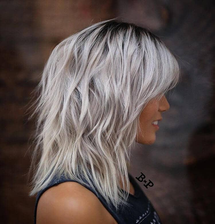 Trendy Hairstyles with Medium Length Hair