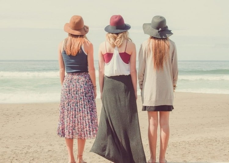 Trendy Ladies Summer Hats