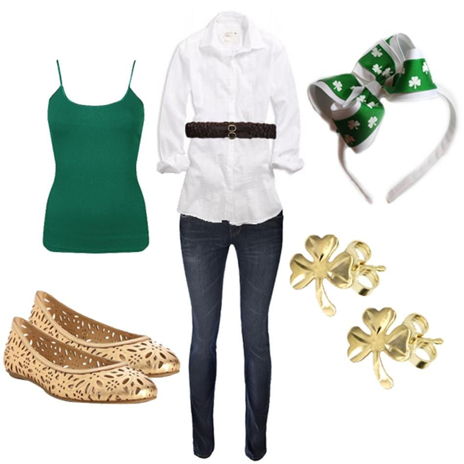 Trendy Saint Patrick's Day Outfit Ideas