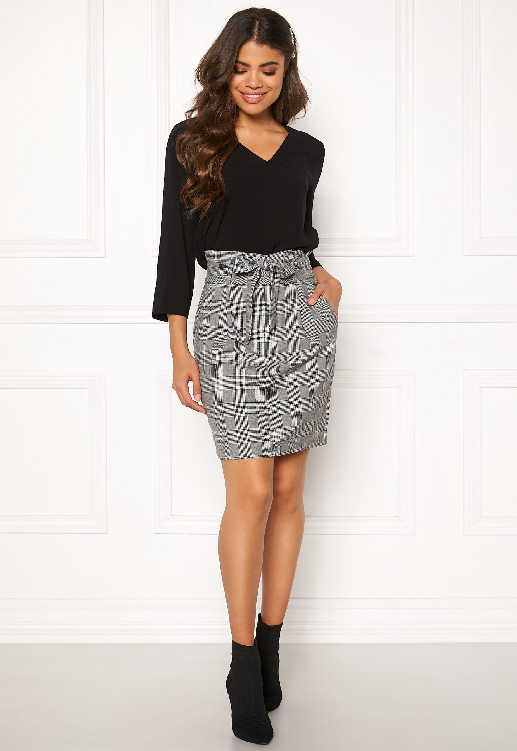 Trendy Tie Waist Skirts