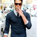 Unique Styling Ideas for V-Neck Sweaters