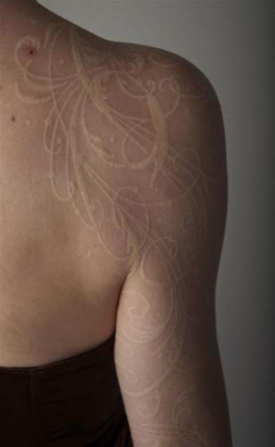 White Ink Tattoos