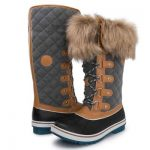 Winter Boots for a Warm and Cozy Style
