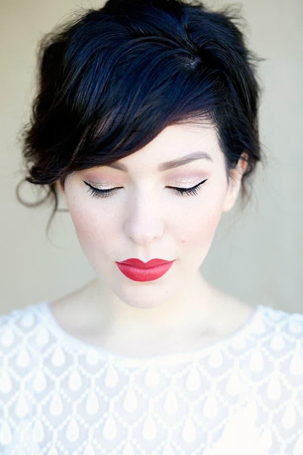 Winter Makeup Tutorials