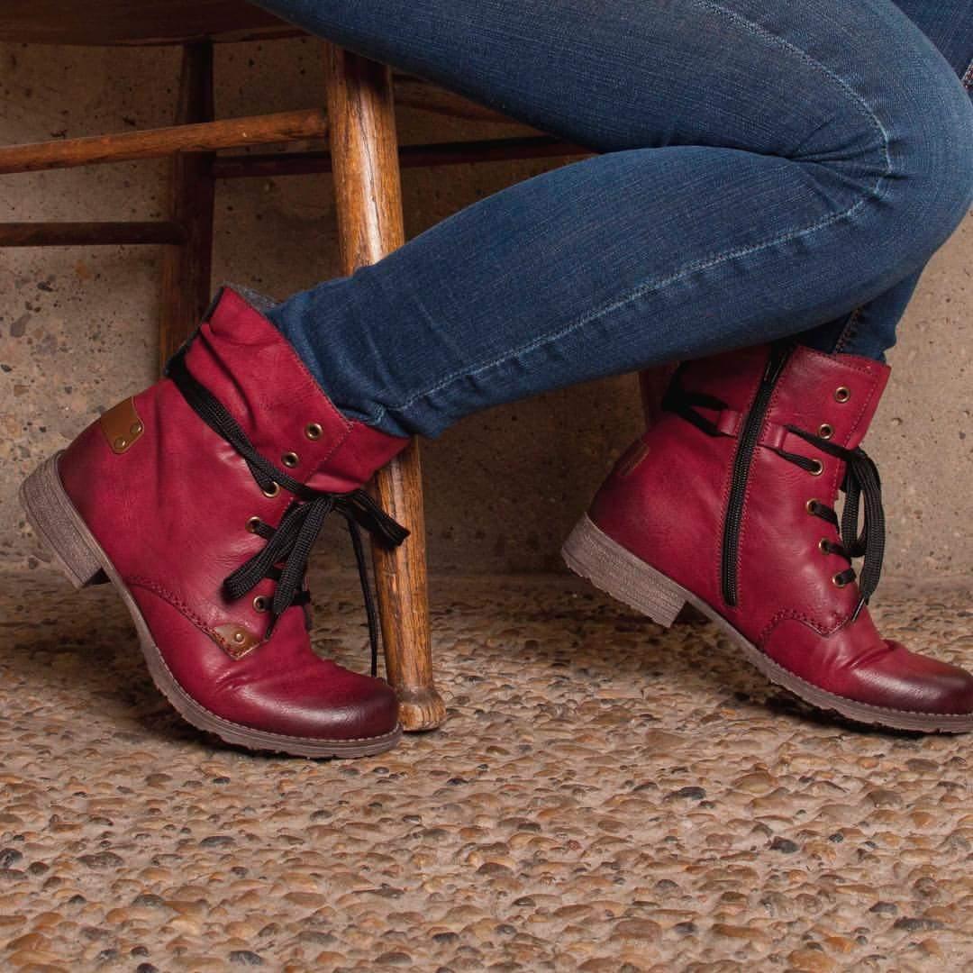 Winter Shoe Ideas